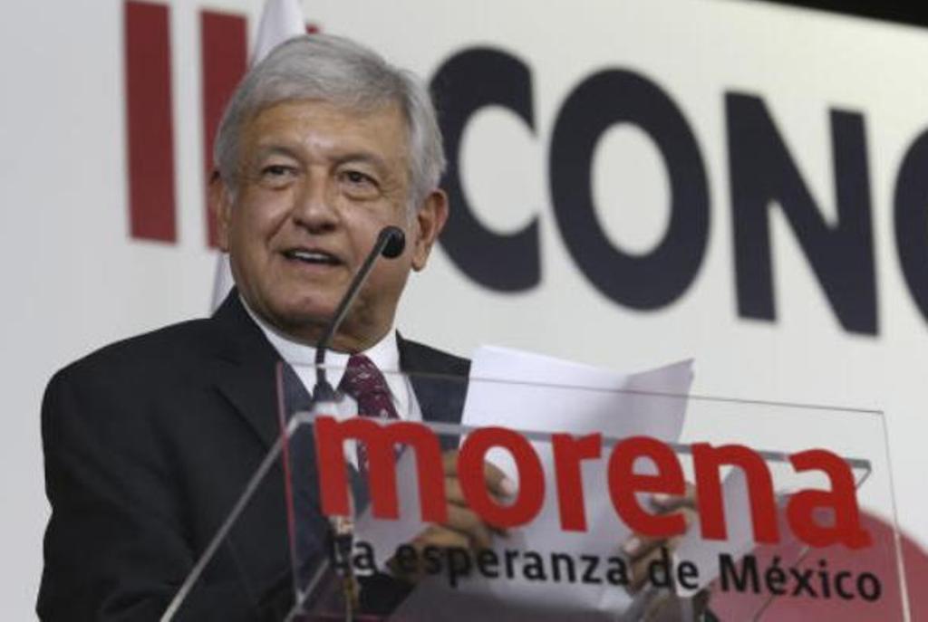 AMLO descarta alianzas con PRD y PAN para 2018
