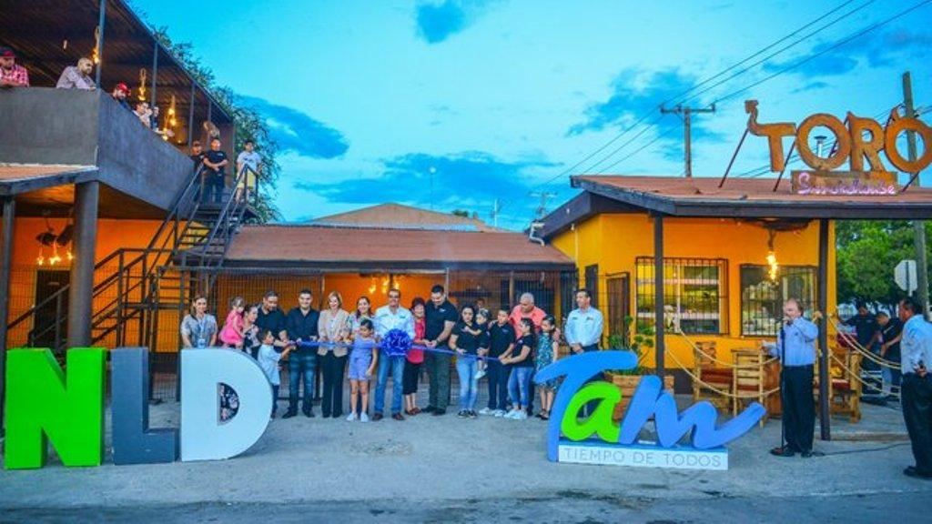 Tiene Nuevo Laredo un nuevo restaurante