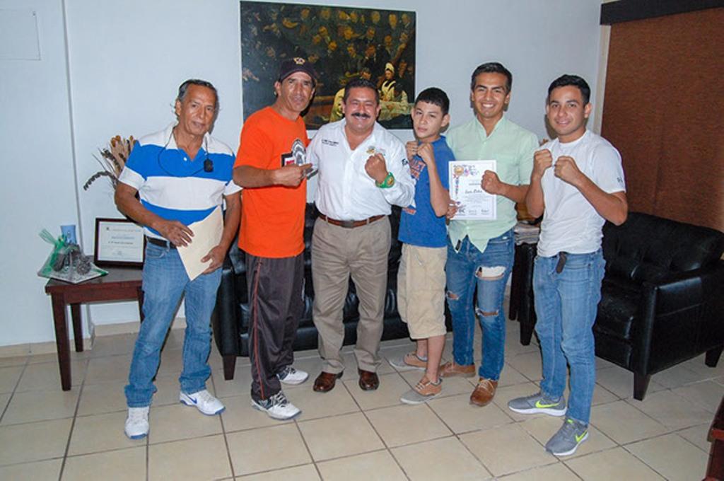 Doble campeonato estatal de box será este sábado en Valle Hermoso