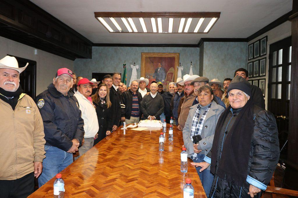 Inicia Mario López gobierno cercano a la gente