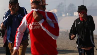 México solicita a EU investigar uso de gas lacrimógeno