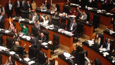 Pintan de azul congreso tamaulipeco; PAN ganará 21 de 22 diputaciones