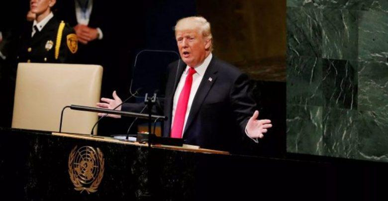Trump seguirá presionando por el muro en discurso de este martes