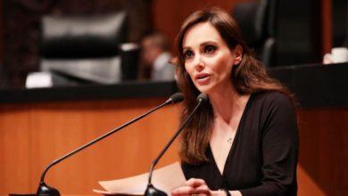Lily Téllez busca apoyo en Morena para iniciativa contra el aborto