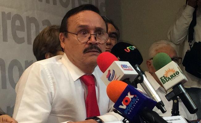 """EL IETAM es un """"árbitro vendido"""": Delegado de MORENA de Tamaulipas"""