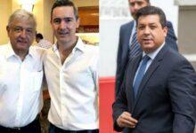 AMLO ventila el pleito entre Cabeza de Vaca y superdelegado de Tamaulipas