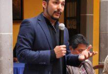 PES de Quiroga tiene nuevo Comité; Eder López García le toma protesta