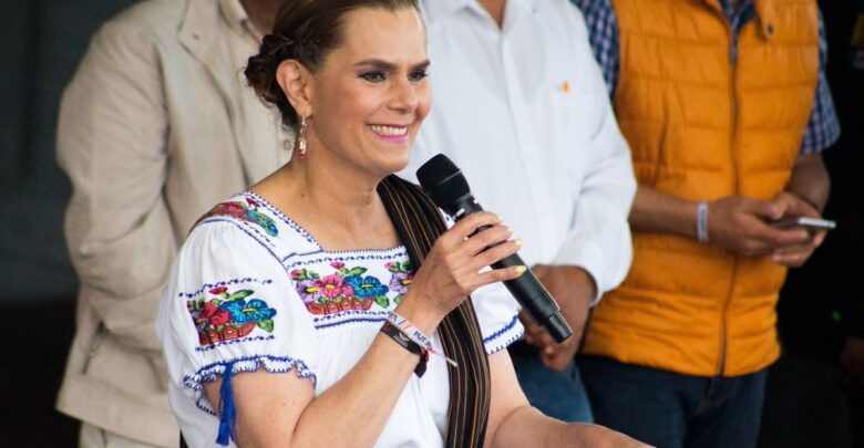 Blanca Pérez Ramos pátzcuaro