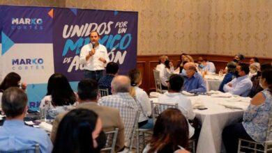 Marko Cortés: El PAN ira en coalición en Tamaulipas, Durango e Hidalgo