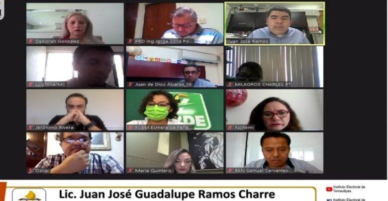 Se retiran tres consejeros del Instituto Electoral de Tamaulipas